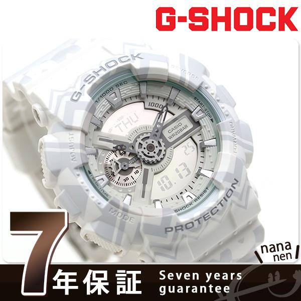 732370ae6 Casio g-shock tribal pattern series mens watch GA-110TP-7ADR G shock ...