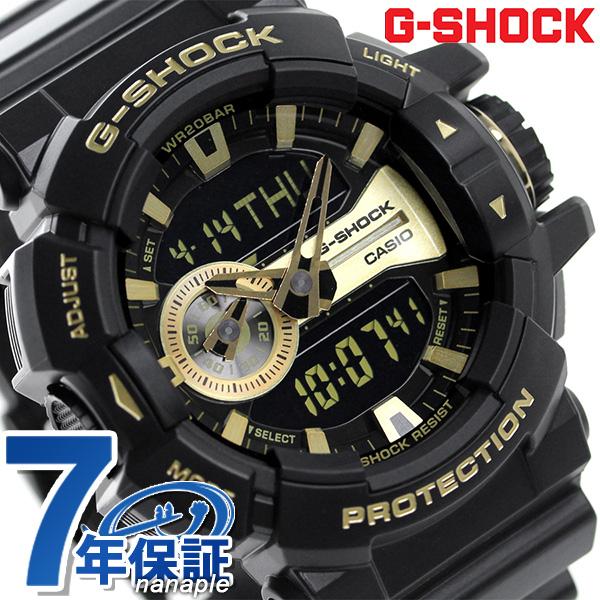 G-SHOCK CASIO GA-400GB-1A9DR メンズ 腕時計 カシオ Gショック ビッグケース オールブラック 時計【あす楽対応】