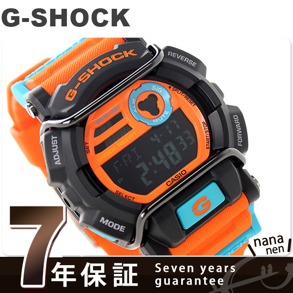 G-shock GD-400DN-4DR dusty-neon-series mens watch Casio G shock