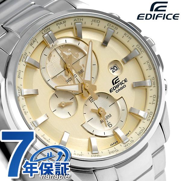 カシオ エディフィス デュアルタイム ワールドタイム ETD-310D-9AVUEF CASIO EDIFICE 腕時計 時計【あす楽対応】
