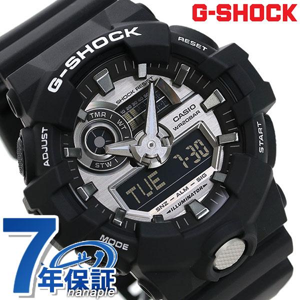b8613ba78 nanaple  G-SHOCK CASIO GA-710-1ADR men watch Casio G-Shock oar black ...