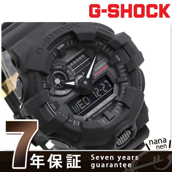 G-SHOCK 35周年記念モデル オールブラック メンズ 腕時計 GA-735A-1ADR Gショック【あす楽対応】