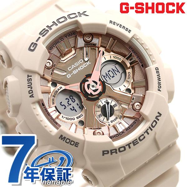 G-SHOCK Sシリーズ アナデジ ピンク メンズ 腕時計 GMA-S120MF-4ADR カシオ Gショック 時計【あす楽対応】