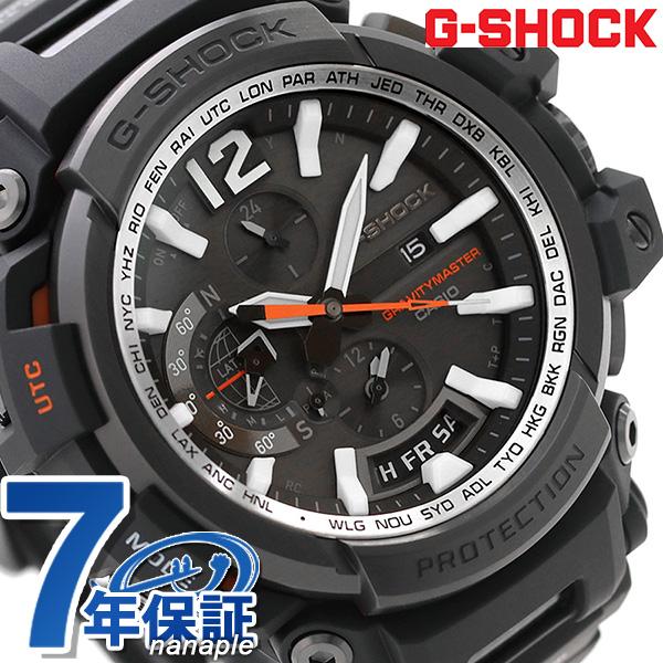 G-SHOCK GPSハイブリッド電波ソーラー モバイルリンク Bluetooth GPW-2000-1AER Gショック 腕時計 時計【あす楽対応】