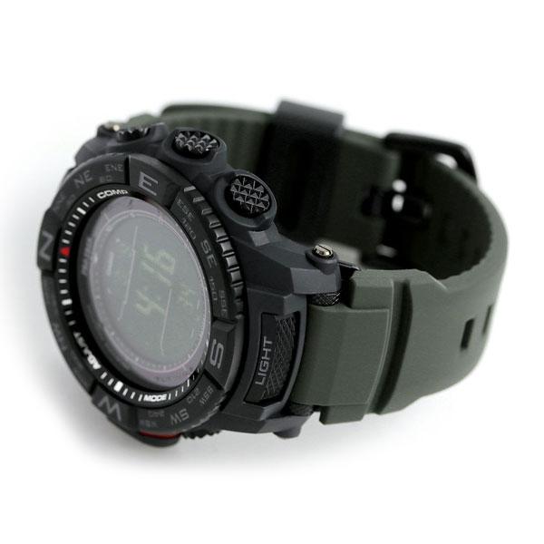 ce953ee2ca カシオ プロトレック 電波ソーラー メンズ 腕時計 PRW-3510Y-8ER CASIO PRO TREK ブラック