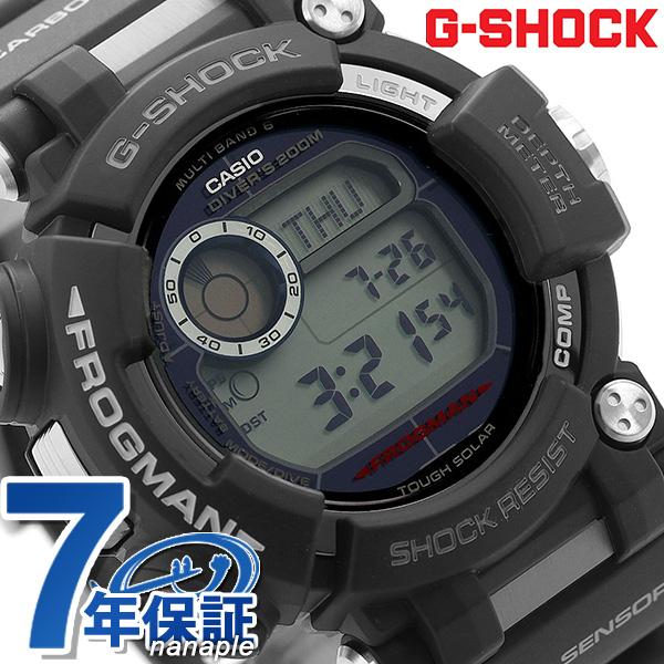 G-SHOCK マスターオブG フロッグマン 200m潜水用防水 GWF-D1000-1ER 腕時計 電波ソーラー 時計【あす楽対応】