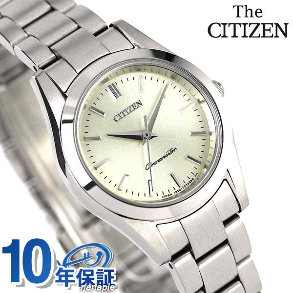 ザ・シチズン クオーツ レディース 腕時計 EB4000-51A THE CITIZEN ブラック 時計