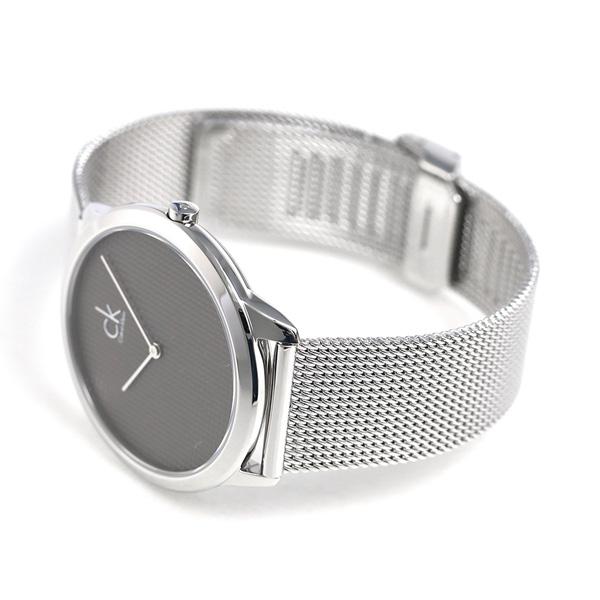 c1a29000368 ... Men watch K3M211.2X CALVIN KLEIN silver clock made in Calvin Klein  minimal 40mm Switzerland ...
