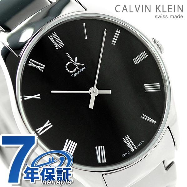カルバンクライン クラシック メンズ 腕時計 K4D2114Y ブラック 時計【あす楽対応】