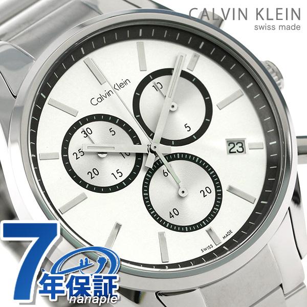 カルバンクライン フォーマリティ クロノグラフ スイス製 K4M27146 CALVIN KLEIN 腕時計 時計【あす楽対応】