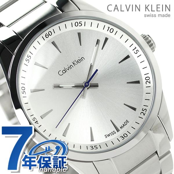 カルバンクライン ボールド メンズ 腕時計 K5A31146 シルバー 時計【あす楽対応】