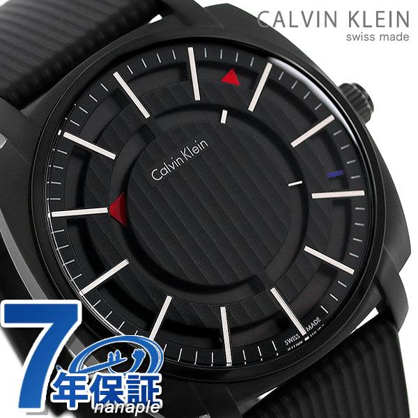 カルバンクライン ハイライン 43mm スイス製 メンズ K5M3X4.D1 CALVIN KLEIN 腕時計 時計【あす楽対応】