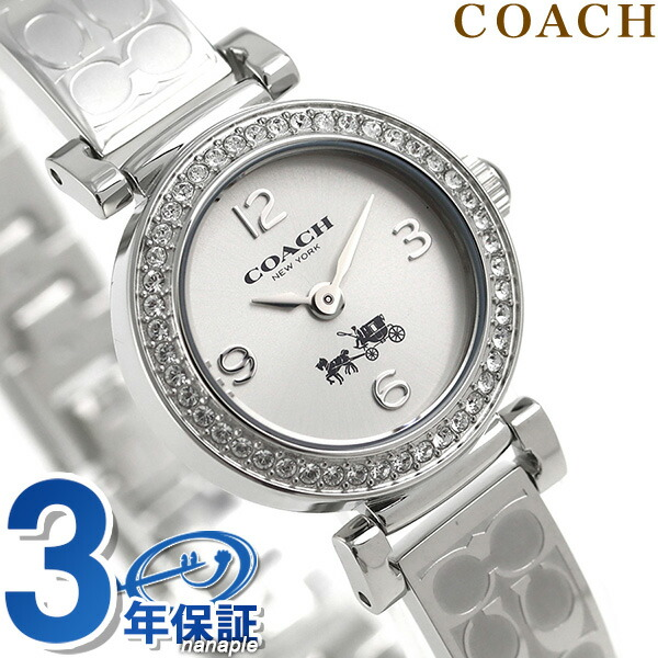 d4ca6c435bc1 brand deal15 【dl】 【新作】 コーチ [海外輸入品] レディース マディソンファッション COACH 時計 14502201 腕時計