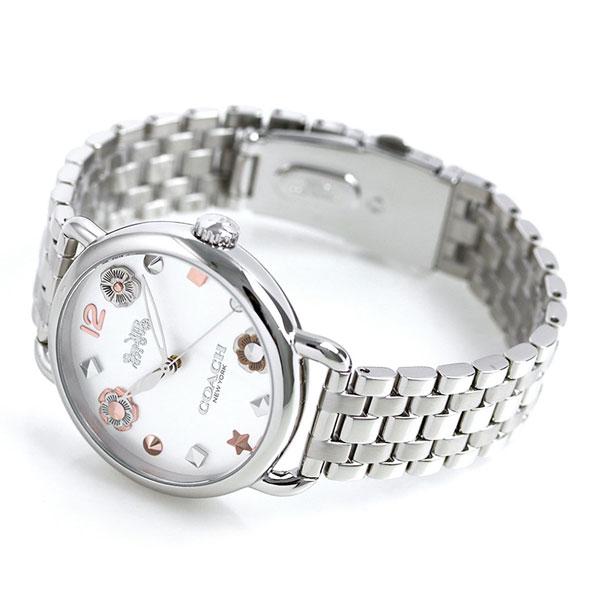 10638947d4 シルバー COACH 14502810 レディース コーチ 腕時計