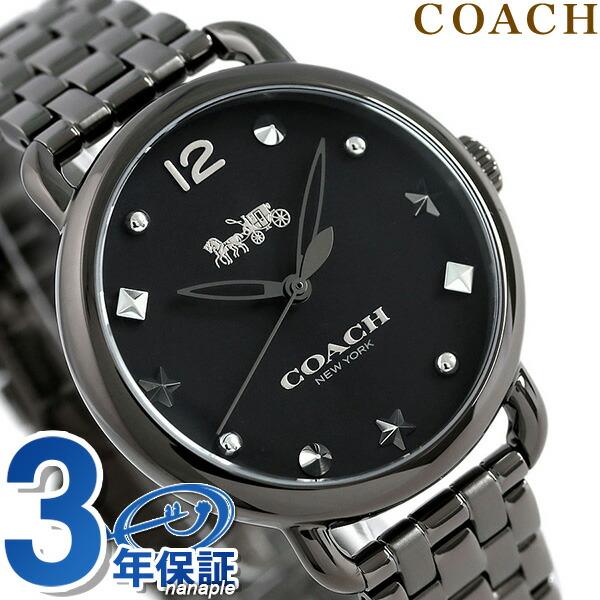 コーチ 時計 レディース COACH 腕時計 デランシー 36mm チャームダイヤル 14502812【あす楽対応】