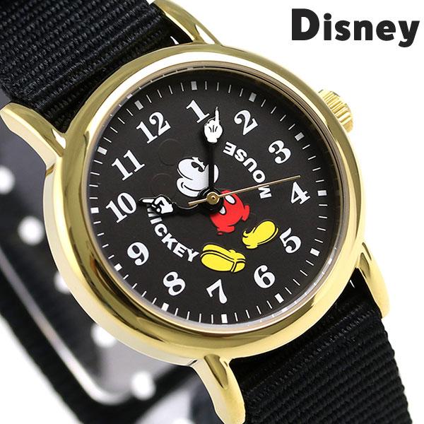 ディズニー ミッキーマウス 31mm クオーツ M30-01-BKBK レディース 腕時計 Disney 時計【あす楽対応】