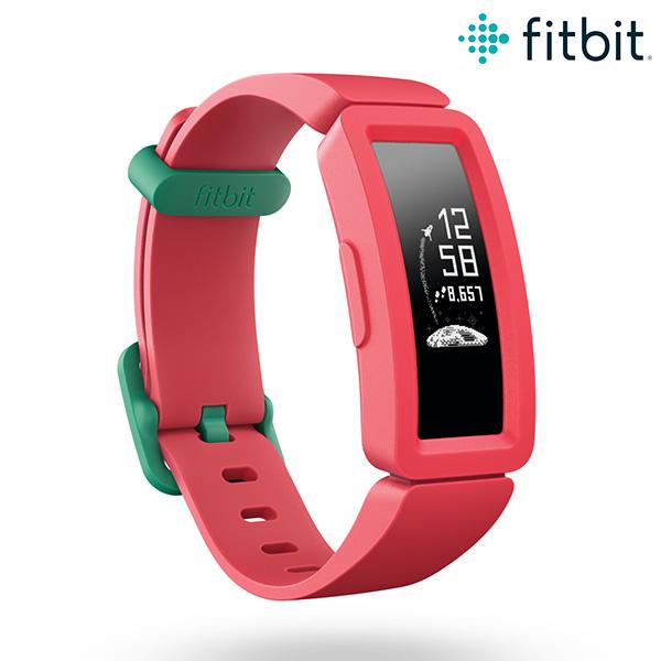 fitbit 子供用 腕時計 ピンク キッズ 6歳以上 スマートウォッチ 活動量計 FB414BKPK ACE 2【あす楽対応】