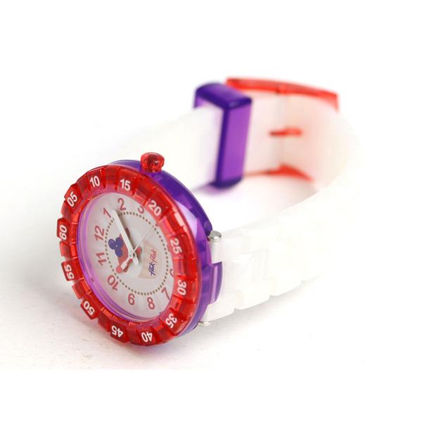 供弗裏克閃光點小孩蛋糕小孩使用的手錶FCSP046 Flik Flak