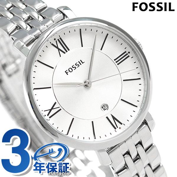 1c34f407aa フォッシル ジャクリーン ジャクリーン 36mm クオーツ クオーツ レディース 腕時計 ES3433 シルバー FOSSIL シルバー 時計【あす楽対応】,  日本農業システム:2191c83b ...