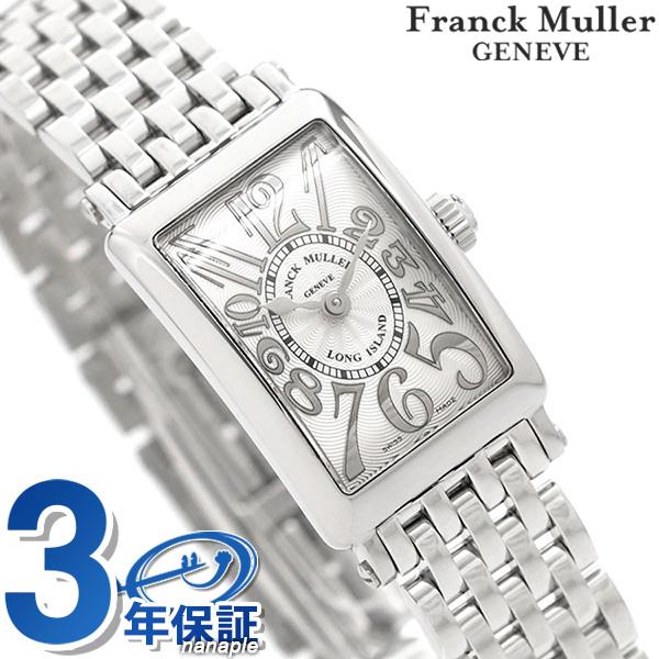 フランクミュラー ロングアイランド レリーフ 18.5mm レディース 腕時計 802 FRANCK MULLER 新品 時計【あす楽対応】