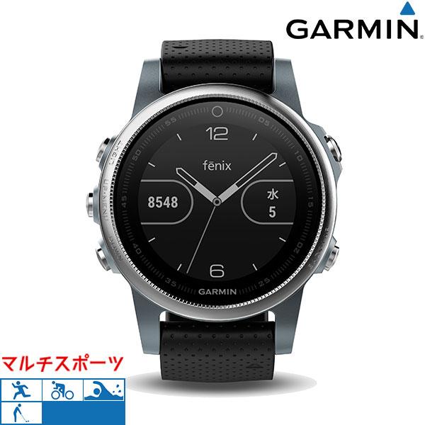 ガーミン GARMIN マルチスポーツ ランニング 腕時計 fenix 5S 010-01685-35 GPSスマートウォッチ 時計