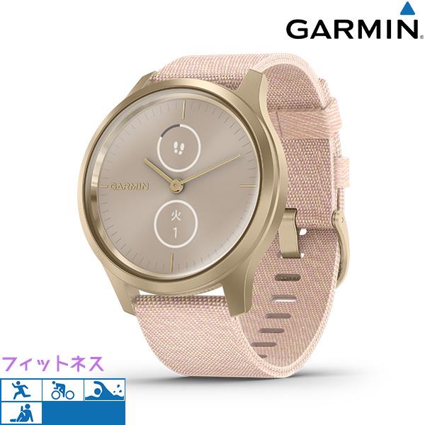 【10日はさらに+4倍で店内ポイント最大53倍】 GARMIN ガーミン vivomove Style スマートウォッチ 腕時計 010-02240-72 ランニング サイクリング【】