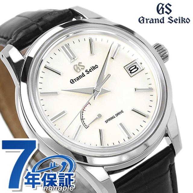 店内ポイント最大43倍!16日1時59分まで! 【ボールペン付き♪】グランドセイコー 9Rスプリングドライブ SBGA293 セイコー 腕時計 メンズ 40.5mm 革ベルト GRAND SEIKO