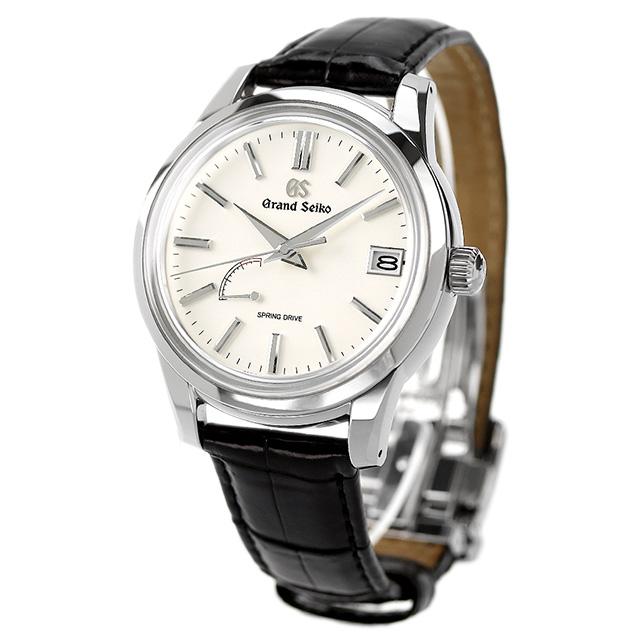 cheap for discount 5109d c1309 グランドセイコー スプリングドライブ 9R SBGA293 セイコー 腕時計 メンズ 40.5mm 革ベルト GRAND  SEIKO【あす楽対応】|腕時計のななぷれ
