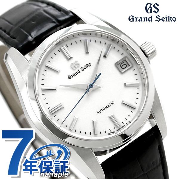 グランドセイコー メカニカル 9S SBGR287 セイコー 腕時計 メンズ 37mm 自動巻き 革ベルト GRAND SEIKO【あす楽対応】