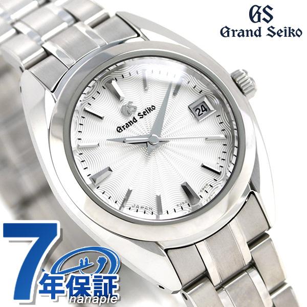 newest 9f9d7 ddd13 グランドセイコー レディース クオーツ 4J チタン セイコー 腕時計 STGF313 GRAND SEIKO 26mm 時計 腕時計のななぷれ