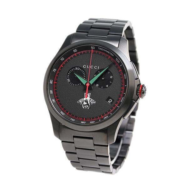 fe618493ba3 nanaple  Gucci clock men GUCCI watch G thymeless 46mm YA126269 oar ...