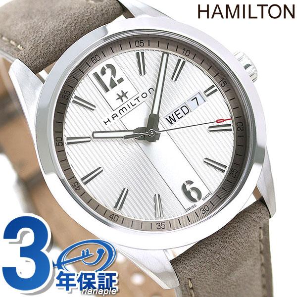 ハミルトン ブロードウェイ デイデイト 40MM メンズ 腕時計 H43311915 HAMILTON 時計【あす楽対応】