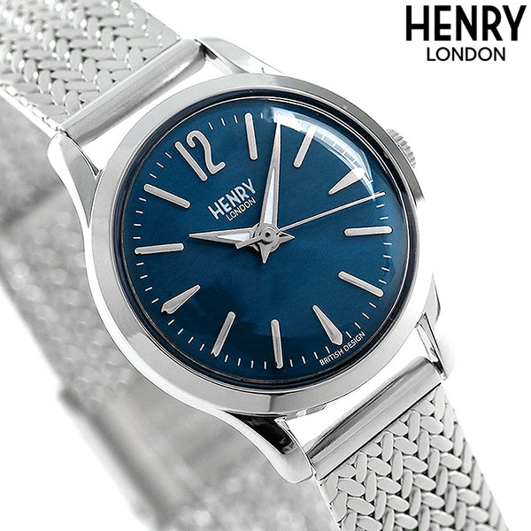 ヘンリーロンドン HENRY LONDON 25mm レディース HL25-M-0109 腕時計 ナイツブリッジ 時計