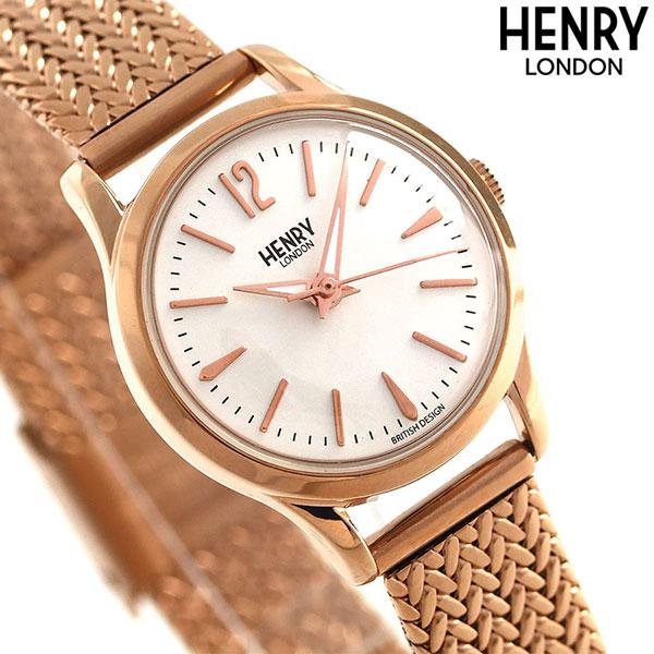 ヘンリーロンドン HENRY LONDON 25mm レディース HL25-M-0022 腕時計 リッチモンド 時計