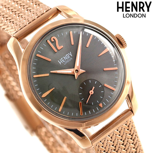 ヘンリーロンドン HENRY LONDON 30mm レディース HL30-UM-0116 腕時計 フィンチリー 時計