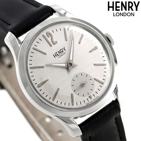 ヘンリーロンドン HENRY LONDON 30mm レディース HL30-US-0073 腕時計 ピカデリー 時計【あす楽対応】