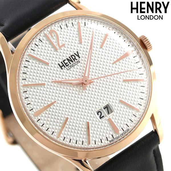 c070602bfc8797 通販 ヘンリーロンドン HENRY LONDON 41mm メンズ HL41-JS-0038 腕時計 リッチモンド 時計 【使い勝手の良い】