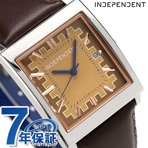 インディペンデント 戦国BASARA 片倉小十郎 腕時計 BQ1-417-90 INDEPENDENT ブラウン 時計