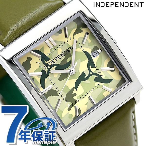 インディペンデント 戦国BASARA 猿飛佐助 腕時計 BQ1-417-92 INDEPENDENT グリーン 時計