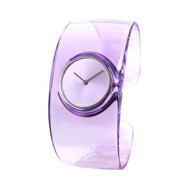 イッセイミヤケ バングルウォッチ O オー 吉岡徳仁 日本製 レディース 腕時計 NY0W003 ISSEY MIYAKE パープル 紫 時計vNn8w0Om