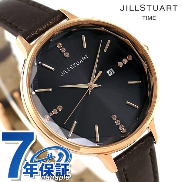 ジル スチュアート シンプルソーラー 34mm レディース NJAT001 JILL STUART 腕時計 時計【あす楽対応】