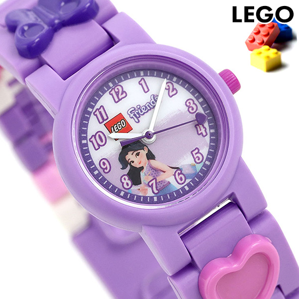 Nanaple Watch Friends Emma 8021223 Lego Character Watch For The