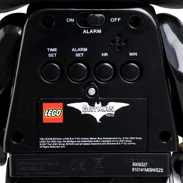 Lego鐘表蝙蝠人鬧鐘9009327 LEGO