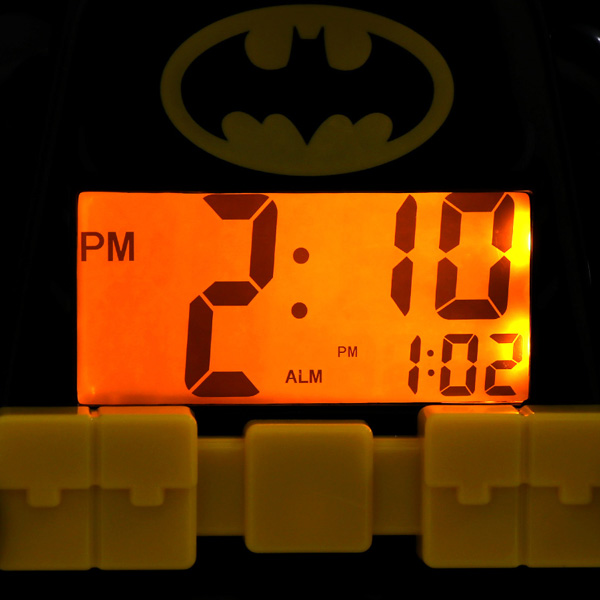 Lego钟表蝙蝠人闹钟9009327 LEGO
