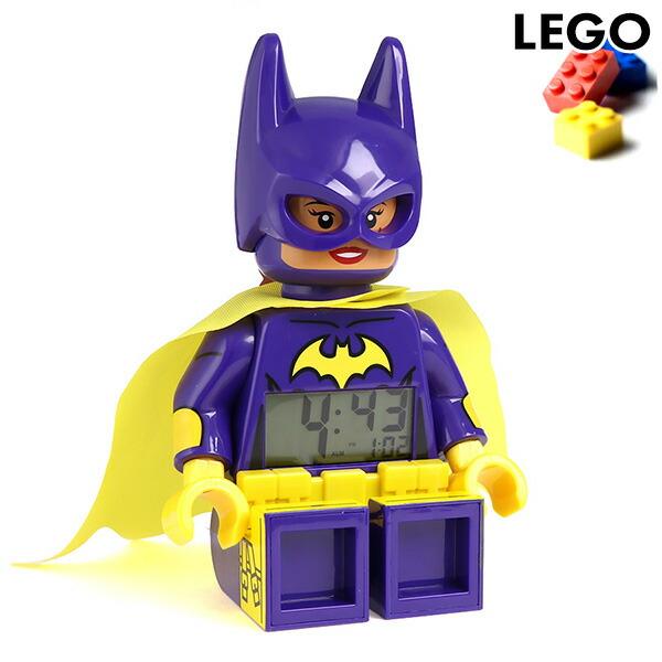 nanaple   Rakuten Global Market: Lego clock battement bat girl alarm ...