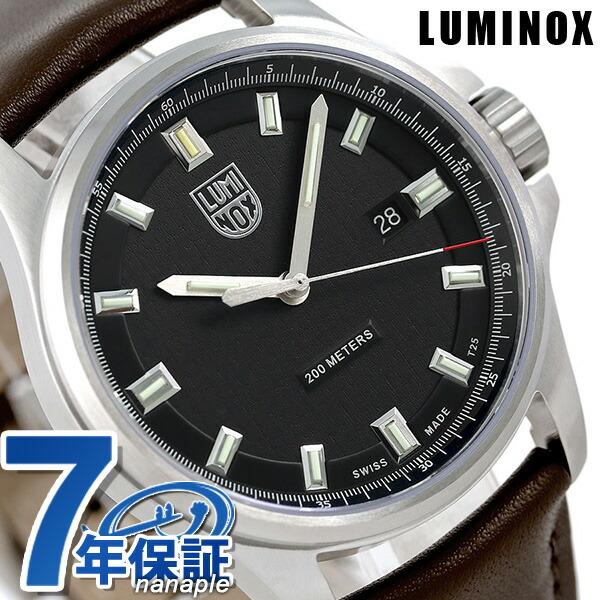 ルミノックス 1830シリーズ 腕時計 LUMINOX ドレスフィールド メンズ 1831 ブラック 時計【あす楽対応】