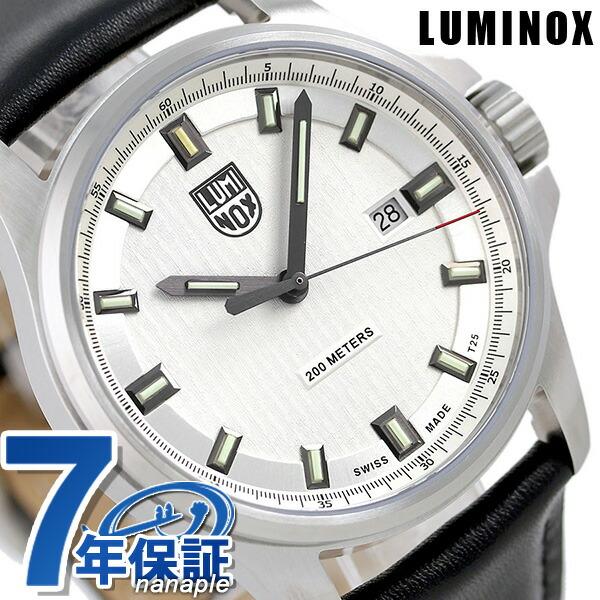 ルミノックス 1830シリーズ 腕時計 LUMINOX ドレスフィールド メンズ 1839 シルバー 時計【あす楽対応】