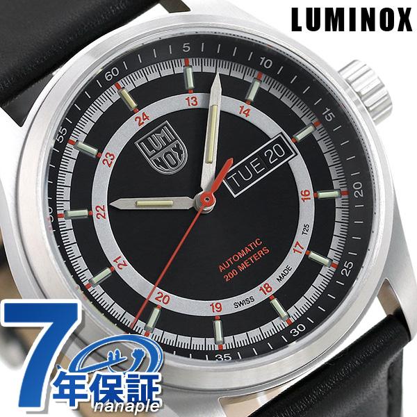 ルミノックス 1900シリーズ アタカマフィールド 自動巻き 44mm 1901 LUMINOX メンズ 腕時計 ブラック 時計【あす楽対応】