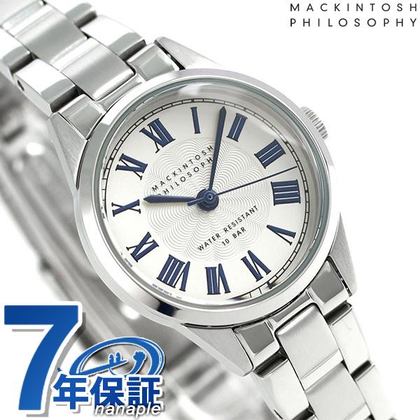 マッキントッシュ フィロソフィー クオーツ レディース 腕時計 FCAK995 シルバー 時計