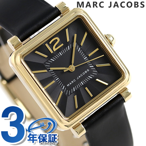 Mark Jacobs clock レディースヴィク 30 MJ1522 MARC JACOBS watch black